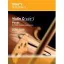 Trinity Guildhall - Violin 2010-2015. Grade 1 (violin/piano)