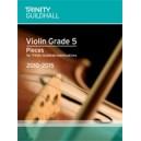 Trinity Guildhall - Violin 2010-2015. Grade 5 (violin/piano)