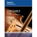 Trinity Guildhall - Violin 2010-2015. Grade 6 (violin/piano)