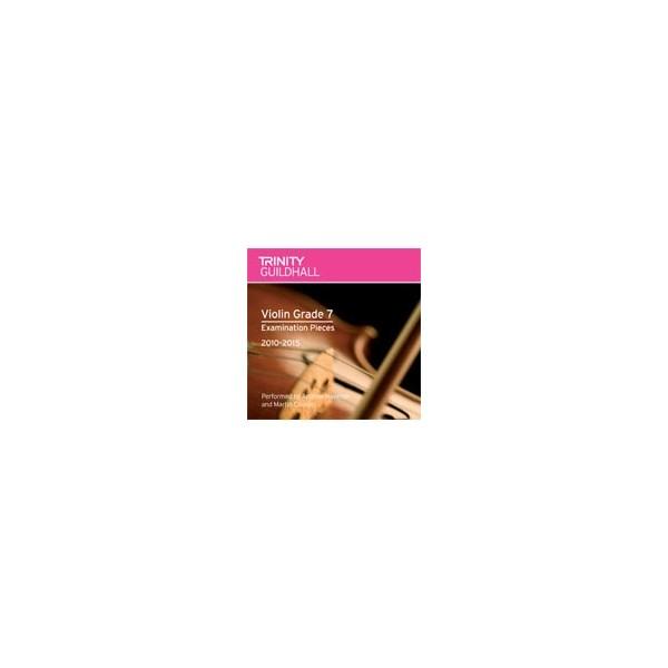 Trinity Guildhall - Violin 2010-2015. Grade 7 CD