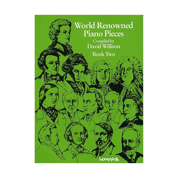 World Renowned Piano Pieces Book 2