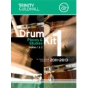 Trinity Guildhall - Drum Kit 1. 2011-2013 Grades 1-2 (bk/CD)
