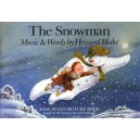 Howard Blake: The Snowman Easy Piano Picture Book - Blake, Howard (Composer)