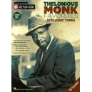 Jazz Play-Along Volume 91: Thelonious Monk Favourites