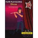 You Take Centre Stage: Flute Playalong Divas