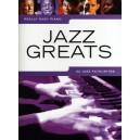 Really Easy Piano: Jazz Greats - 22 Jazz Favourites