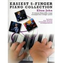Easiest 5-Finger Piano Collection: Elton John