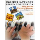 Easiest 5-Finger Piano Collection: Best-Known Nursery Rhymes