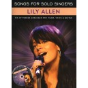 Songs for Solo Singers: Lily Allen