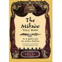 Gilbert And Sullivan: The Mikado Vocal Score - Sullivan, Arthur Seymour (Artist)