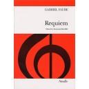 Faure, Gabriel - Requiem (SATB)