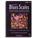Dan Greenblatt: The Blues Scales: Essential Tools For Jazz Improvisation (For Guitar)