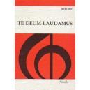 Berlioz, Hector - Te Deum Laudamus