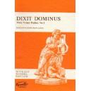 Handel, G F - Dixit Dominus (First Vesper Psalm)