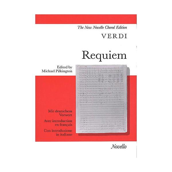 Giuseppe Verdi: Requiem (Vocal Score) - Verdi, Giuseppe (Composer)