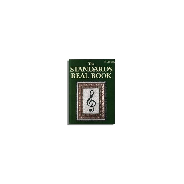 The Standards Real Book (Sher Music Co, 2000) Eb edition
