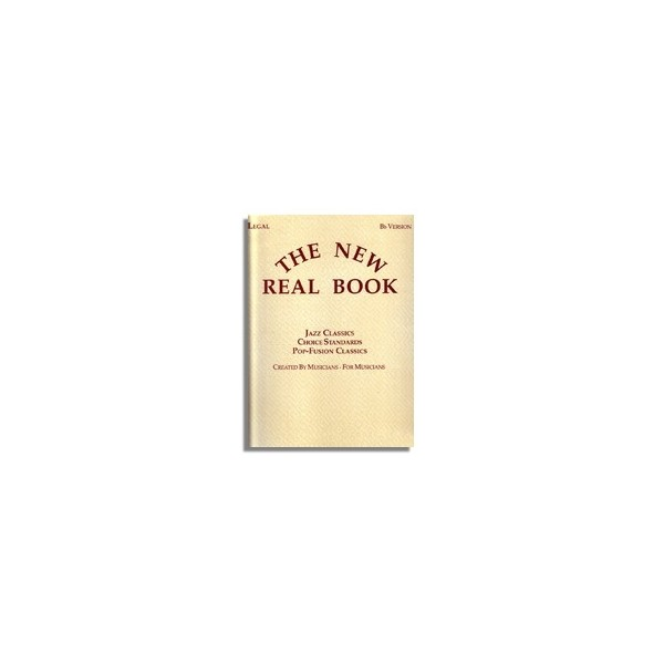 The New Real Book Volume 1 (Sher Music Co, 1988) Bb edition