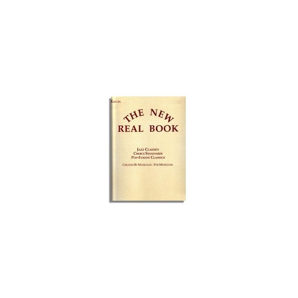 The New Real Book Volume 1 (Sher Music Co, 1988) Eb edition