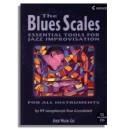 Dan Greenblatt: The Blues Scales: Essential Tools For Jazz Improvisation (C)