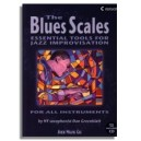Dan Greenblatt: The Blues Scales: Essential Tools For Jazz Improvisation (Eb)