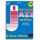 Aebersold Vol. 1: How to Play Jazz and Improvise (6th edition)