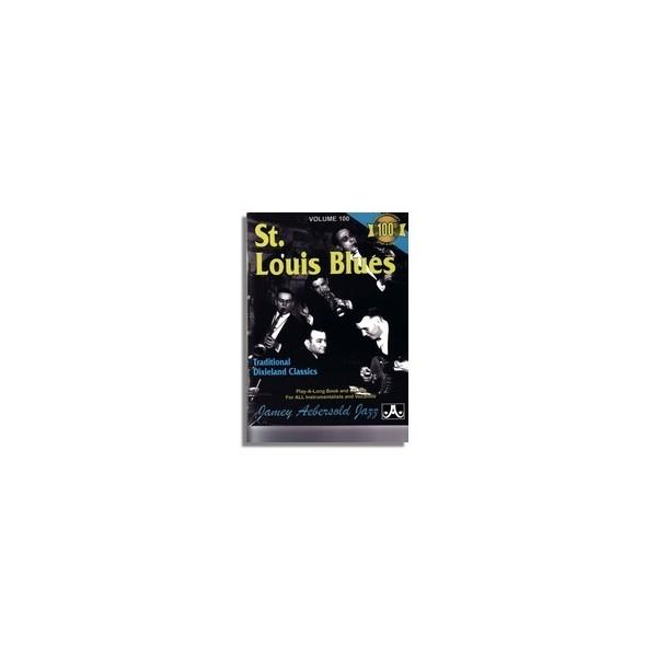 Aebersold Vol. 100: St. Louis Blues - Dixieland Classics