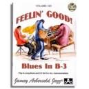 Aebersold Vol. 120: Feelin Good Blues in B-3