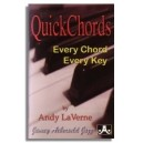 Andy LaVerne: Quick Chords - Every Chord Every Key
