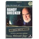 Aebersold Vol. 126: Randy Brecker