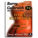 Barry Galbraith: Volume 2 - Daily Exercises
