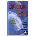 David Liebman: Saxophone Basics - Daily Practice Guide for Sax (Pocketbook)
