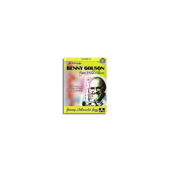 Aebersold Vol. 14: Benny Golson