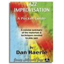Dan Haerle: Jazz Improvisation - A Pocket Guide