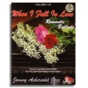 Aebersold Vol. 110: When I Fall In Love  Romantic Ballads