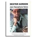 Dexter Gordon Jazz Saxophone Solos
