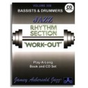 Aebersold Vol. 30B: Rhythm Section Work-Out - Bass & Drums