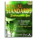 Aebersold Vol. 113: Embraceable You - 12 Vocal Standards in Singers Keys