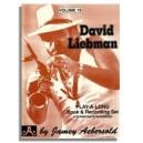 Aebersold Vol. 19: David Liebman