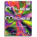 Aebersold Vol. 116: Miles of Modes - Master Jazz Scales and Modes