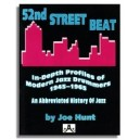 Joe Hunt: 52nd Street Beat (for all drummers)