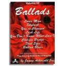 Aebersold Vol. 32: Ballads