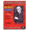 Lennie Niehaus Plays The Blues (C) from Aebersold Volume 4