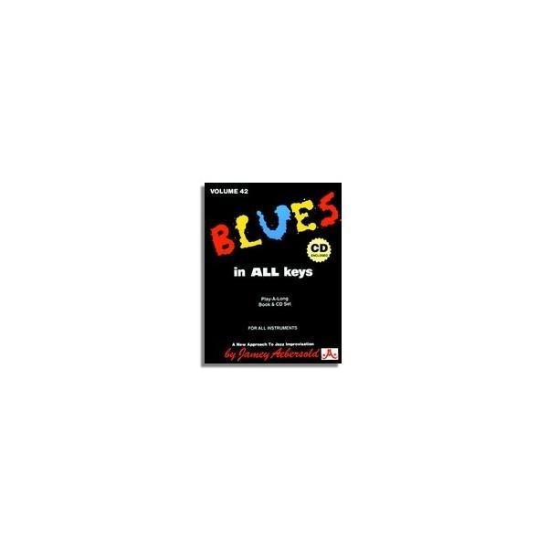 Aebersold Vol. 42: Blues in All Keys