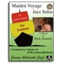 Lennie Niehaus: Maiden Voyage Solos For Trombone