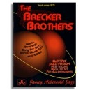 Aebersold Vol. 83: Brecker Brothers