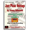 Aebersold: Piano Voicings from Aebersold Volume 70 Killer Joe