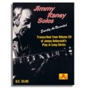 Jimmy Raney Solos from Aebersold Volume 29 Play Duets with Jimmy Raney