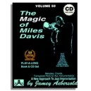Aebersold Vol. 50: The Magic of Miles