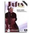 Rufus Reid Bass Lines from Aebersold Volume 1 and Volume 3