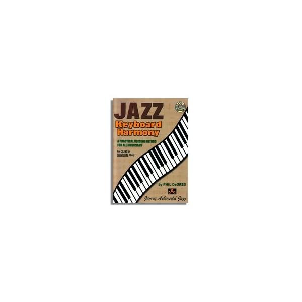 Phil DeGreg: Jazz Keyboard Harmony